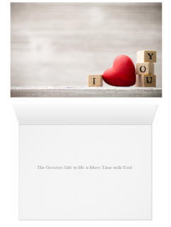 Love Card - Greatest Gift