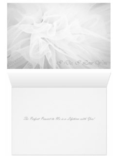 Love Card -  I Do I Love You