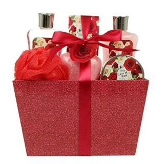 Love-of-Rose-Spa-Gift-Basket