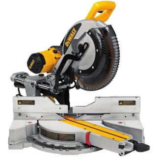Dewalt 12in Sliding Compound Miter Saw
