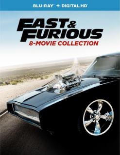 Fast  Furious 8-Movie Collection