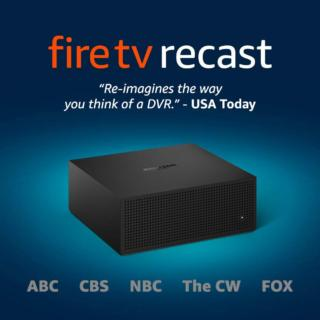Fire TV Recast DVR