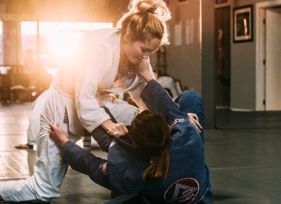 Girls Jiu Jitsu