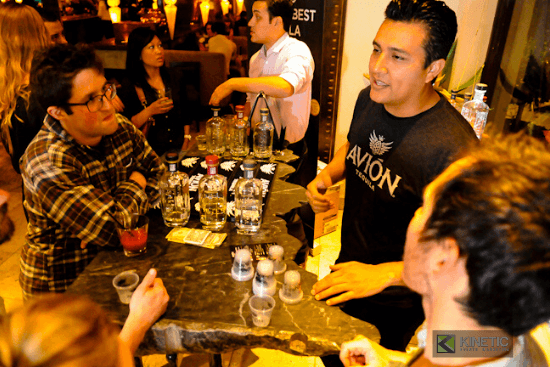 alcohol and beverages staffing