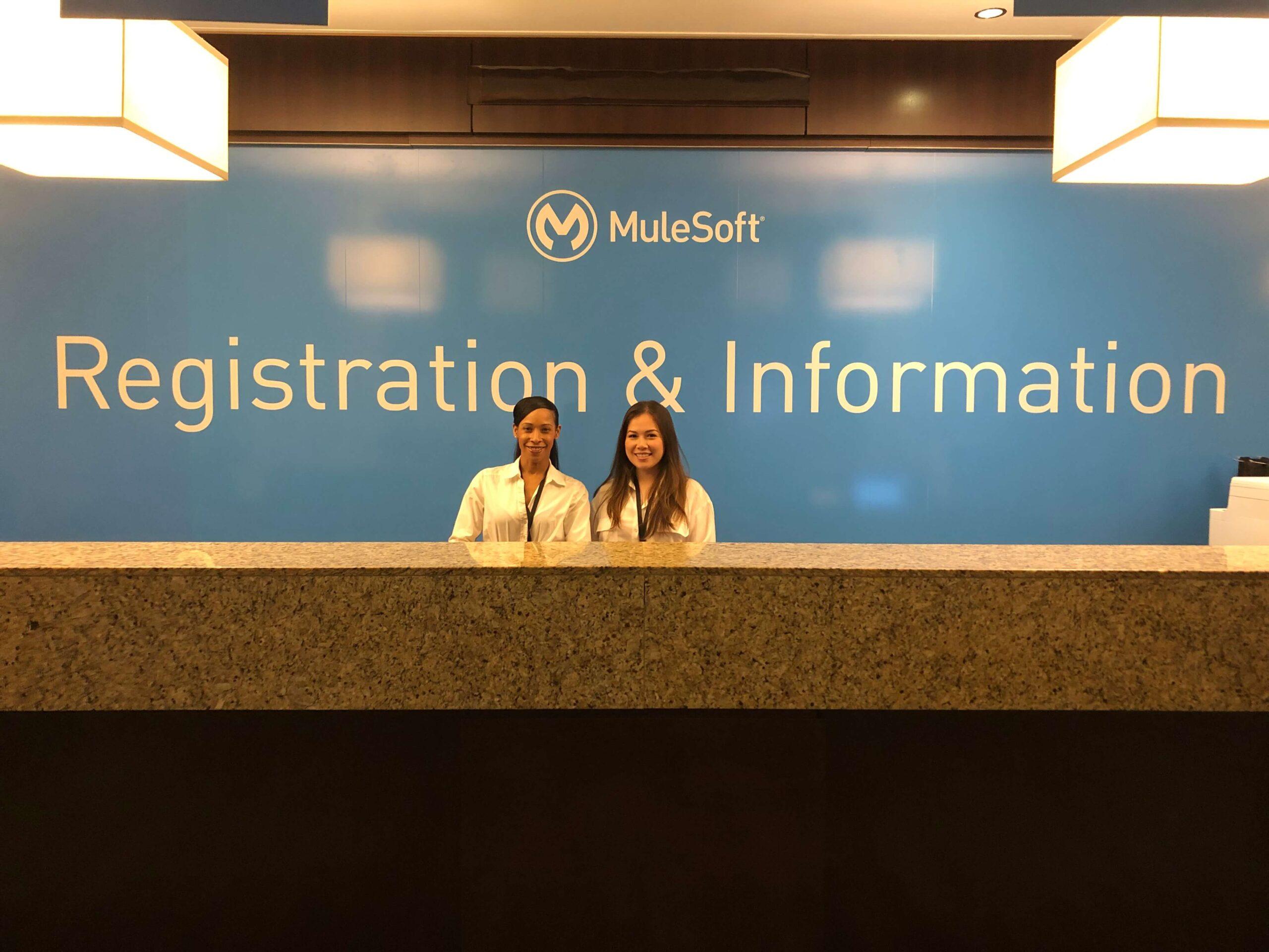 conference staff mulesoft