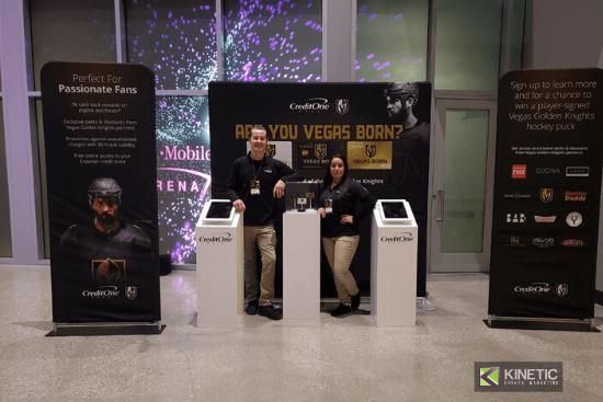 Las Vegas Brand Ambassadors- Vegas Golden Knights