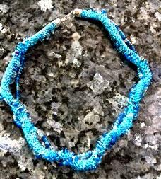 Jamie's bead necklace