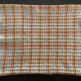 Linda Hartig's towel