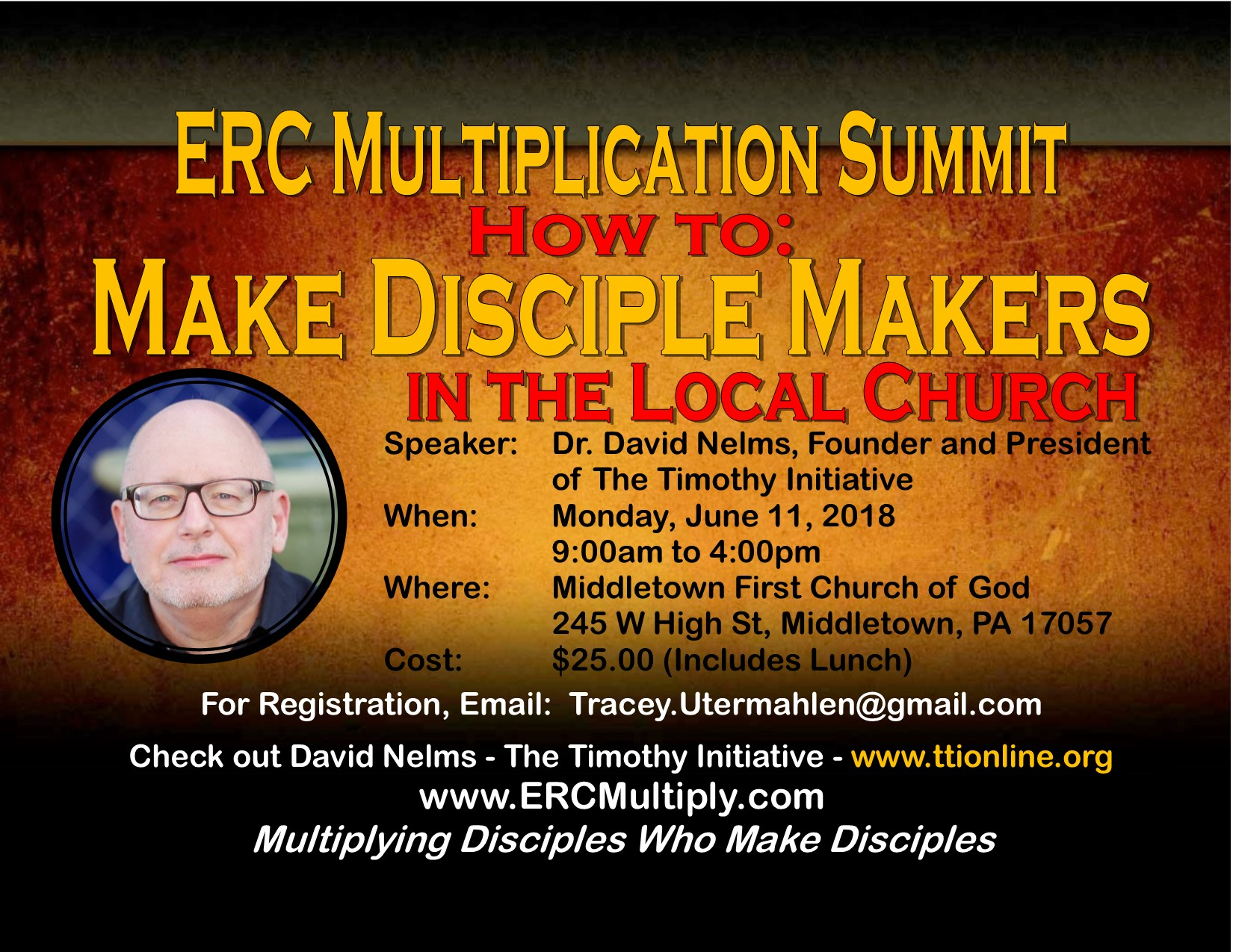 ERC Multiplication Summit