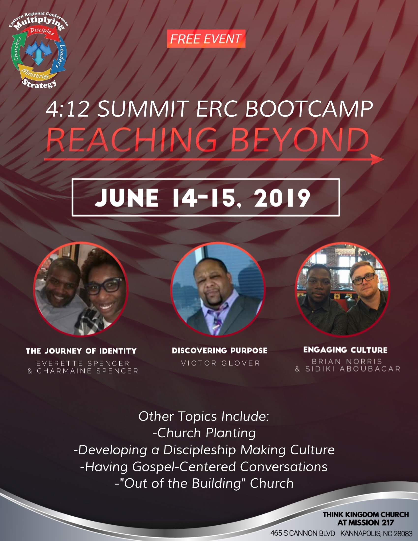 4:12 Summit – Reaching Beyond