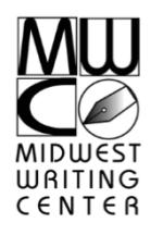 MWC Fiction Workshop Oct 28: Literary Character Development: Genealogy, Memory & Artistic License