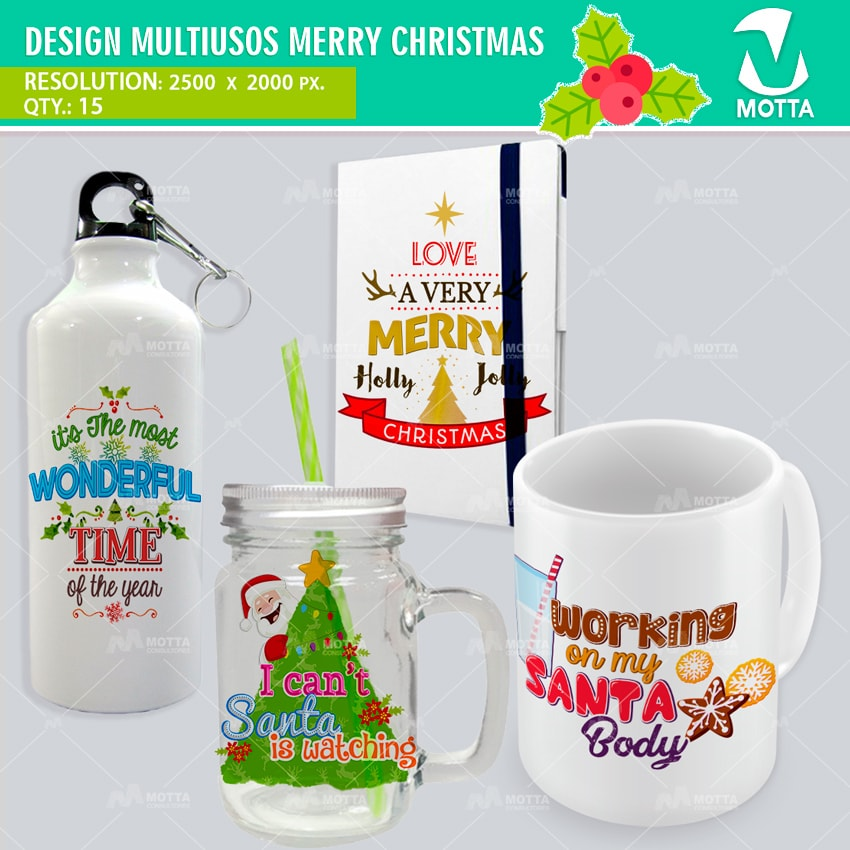 DESIGN FOR T-SHIRTS MERRY CHRISTMAS
