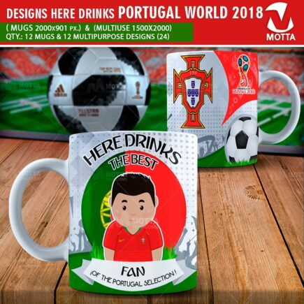 DESIGNS THE BEST FAN OF ENGLAND IN RUSSIA 2018