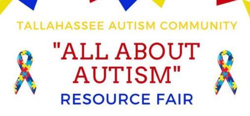 Tallahassee Autism Community Autism Resource Fair