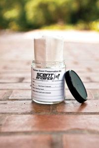 scent preservation kit
