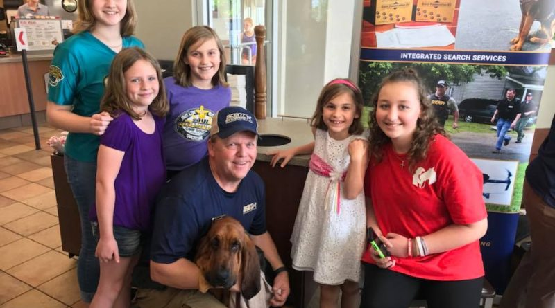 Chick-fil-A and Scent Evidence K9 Child Safety Family Night Event in Bradfordville, FL