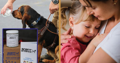 Scent Preservation Kits and Your Family Safety Plan