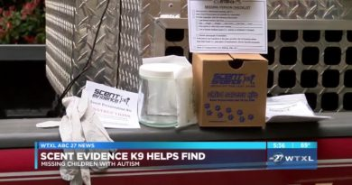 Scent Preservation Kits® are helping find Missing Children with Autism