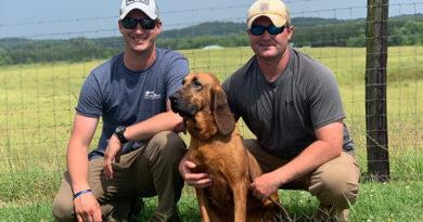 SEK9 Bloodhound Team Help Find Missing 2-Year-Old