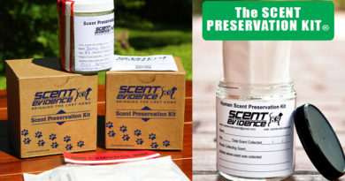 Protect Your Loved Ones with The Scent Preservation Kit®