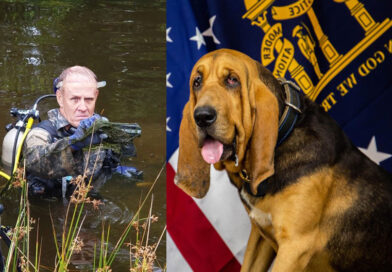 Liberty County Scent Discriminate K9 Team Finds Evidence