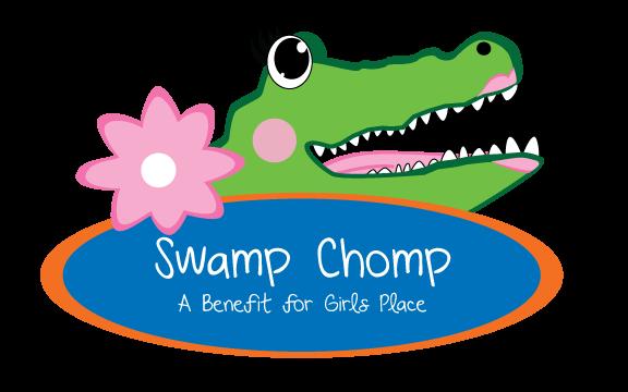 Swamp Chomp Logo
