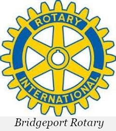 Bridgeport Rotary logo