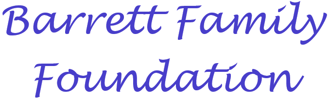 Barrett Family Foundation logo