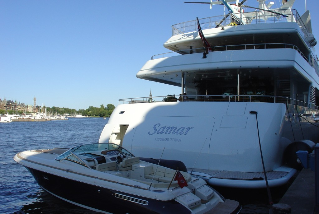 Samar ship