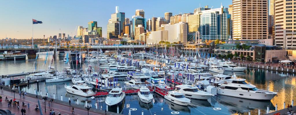 Sydney International Boat Shiw