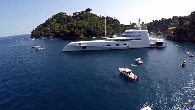 superyacht-a-in-bay