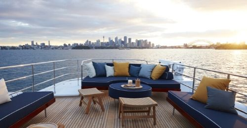Why Superyachts are better than pubs and clubs.