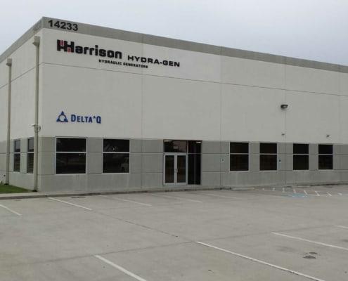 Harrison Hydra-Gen Headquarters