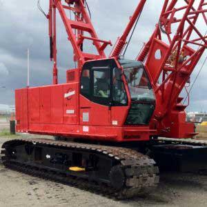 Crane Industry Applications