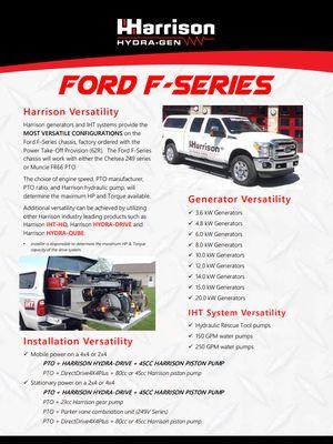 Ford F-Series Hydra-Skid