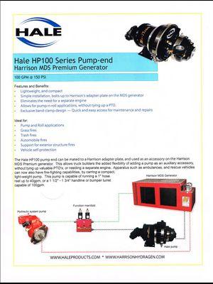 Hale HP100 Series Pump