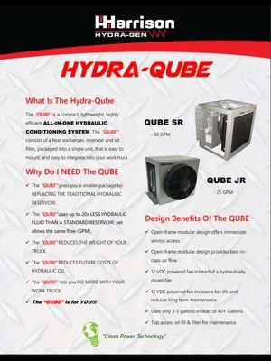 Hydra-Qube brochure