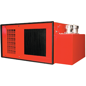 Falcon MAS hydraulic generator