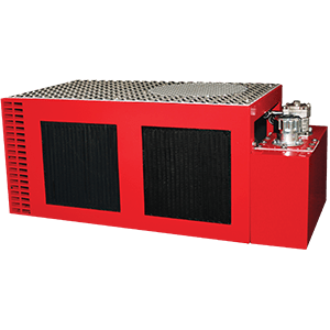 Avenger MDS hydraulic generator