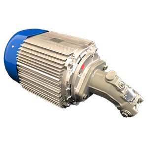 Totally Enclosed Fan Cooled Generator