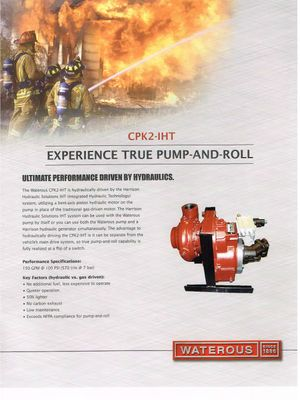 Waterous Pump and Roll