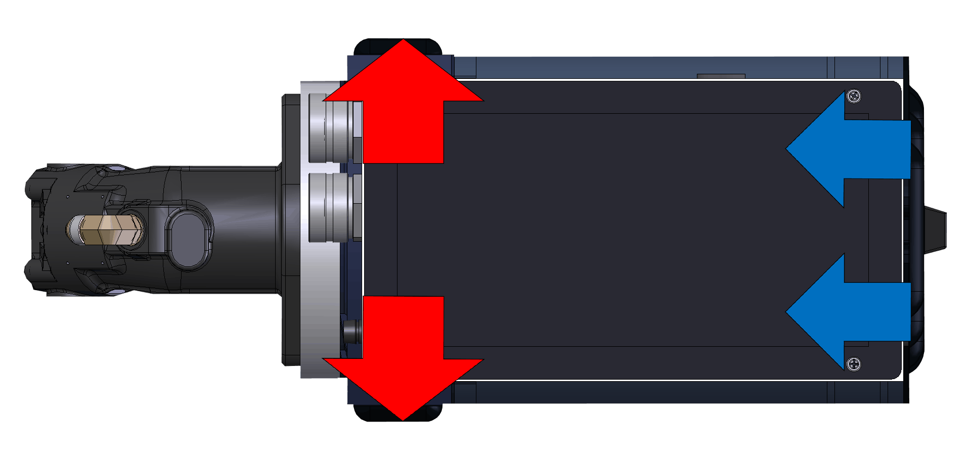 Standard Generator Airflow
