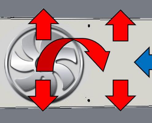 Stealth MCR Airflow