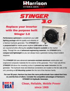 Stinger 3.0 Brochure