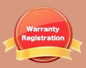 warranty registration