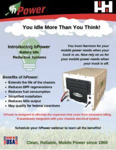 hPower brochure