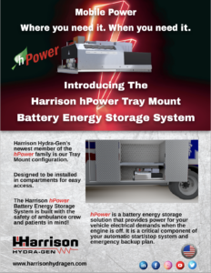 hPower Tray Mount