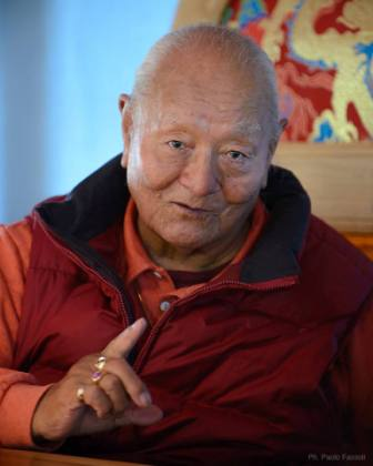 Profesor Namkhai Norbu