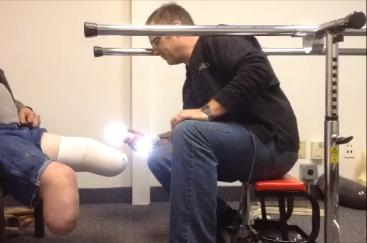 Hand Held Laser Scanner