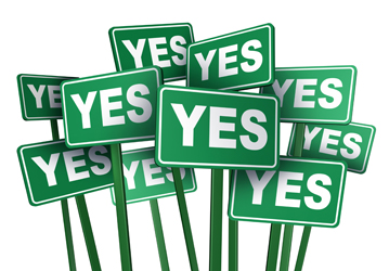 """6 Ways to Get People to Say """"YES"""""""